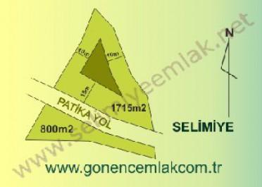 Marmaris Selimiye Satılık Arazi