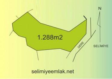 Marmaris satılık Selimiye Arsalar