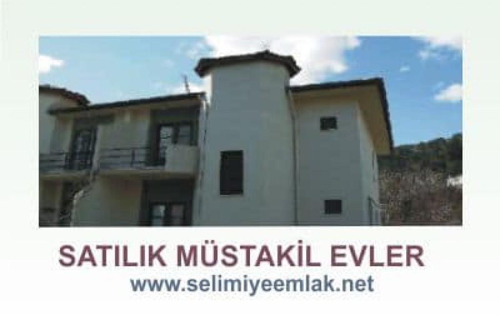 Marmaris Selimiye Satılık Villalar