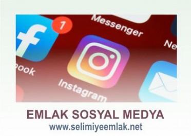 emlak sosyal medta yönetimi